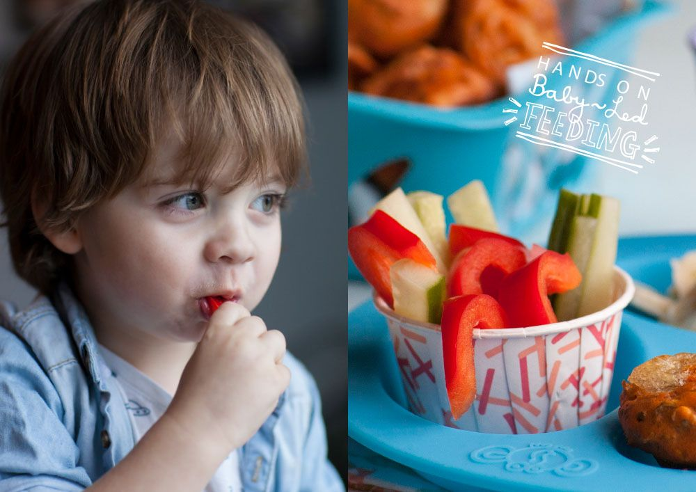 Super Healthy Pizza Muffins Baby Led Feeding a perfect baby lunch, muffins, milk and vegetables. Lunch ideas for baby led weaning, kid approved recipe full of vegetables and served with a side of milk.