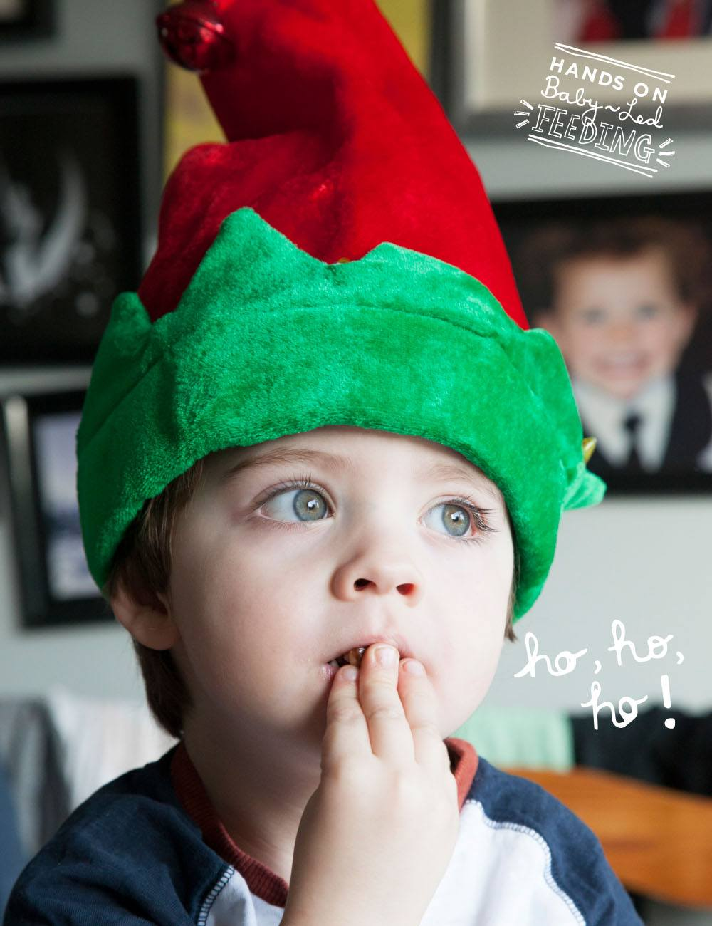 Healthy Wafer Thin Mints, Healthy After Eights Baby Led Feeding Delicious treats perfect for Christmas baby led weaning.Oscar eating healthy chocolate for baby led weaning recipe for Christmas. Christmas ideas for baby led weaning.