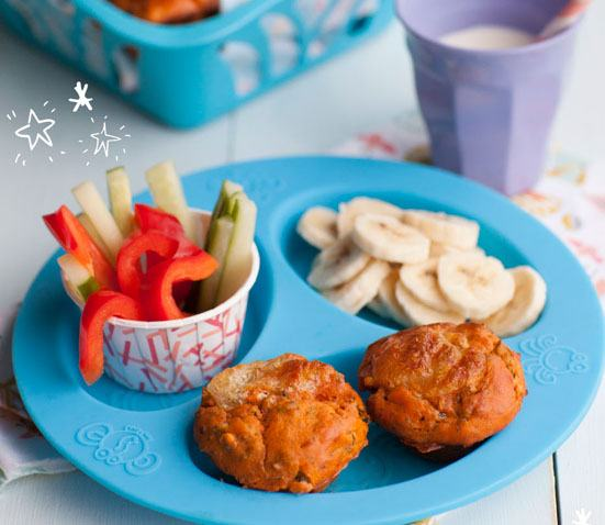 Pizza Muffins Kale recipe for babies. Homemade Baby Finger Food Recipes and Ideas for giving Your Baby Nutritious Finger Foods. These delicious finger food recipe are easy to make and are soft for little hands. Homemade recipe for babies and toddlers from Aileen Cox Blundell from The Baby Led Feeding Cookbook.