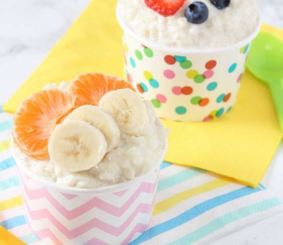 25 Healthy Treat Recipes for Babies, Toddlers and Kids. SUGAR-FREE COCONUT RICE PUDDING from My Fussy Eater. Healthy low sugar treats for babies, toddlers & kids. These healthy treat recipe for children will get them eating better in no time.Perfect from 6 months. These delicious baby treat recipe are easy to make and are soft for little hands.