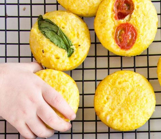 Cauliflower and Cheese Egg Muffins from My kids Lick the Bowl. Homemade Baby Finger Food Recipes and Ideas for giving Your Baby Nutritious Finger Foods. These delicious finger food recipe are easy to make and are soft for little hands. Homemade recipe for babies and toddlers from Aileen Cox Blundell from The Baby Led Feeding Cookbook.