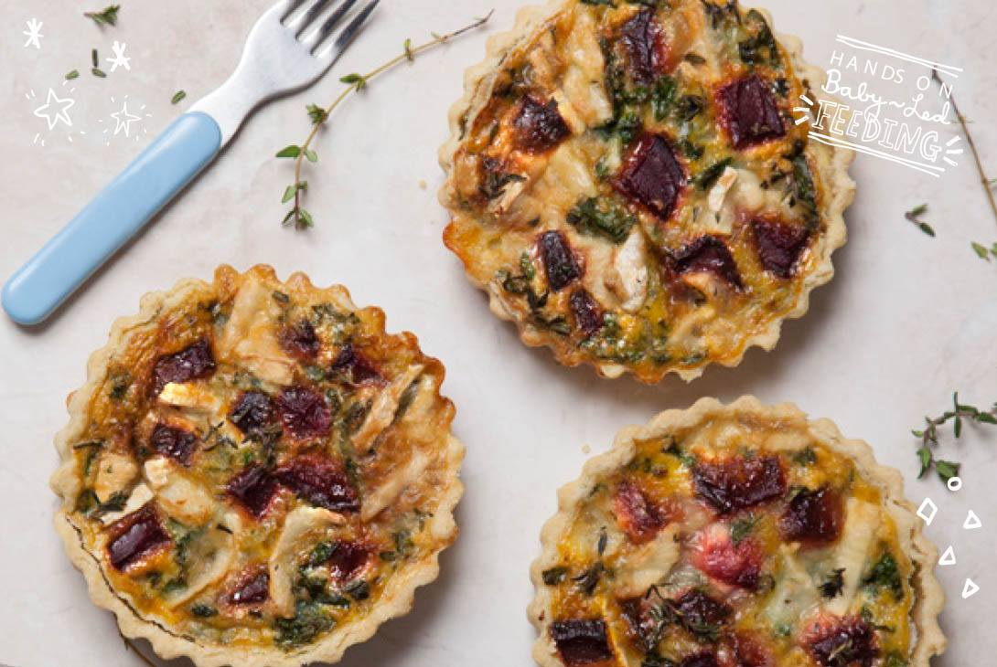 Baby-Led-Feeding-Beetroot-and-Goat-Cheese-Tart2-copy