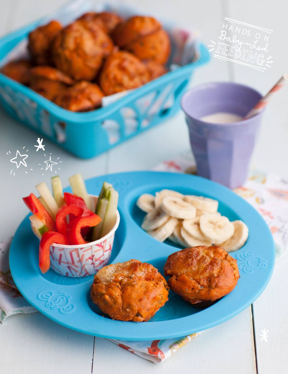 The-Pizza-Muffin-Baby-Led-Feeding-baby-led-weaning-muffins