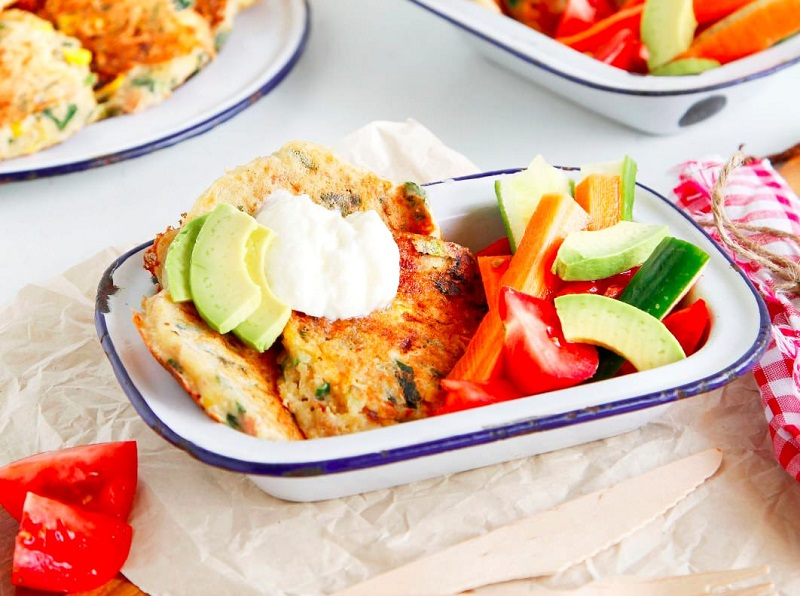 Healthy-Corn-Fritters