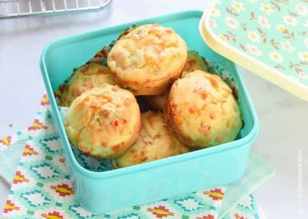 Yummy-savoury-muffins-recipe-with-rainbow-vegetables-fun-and-healthy-kid-friendly-picnic-food-idea-f