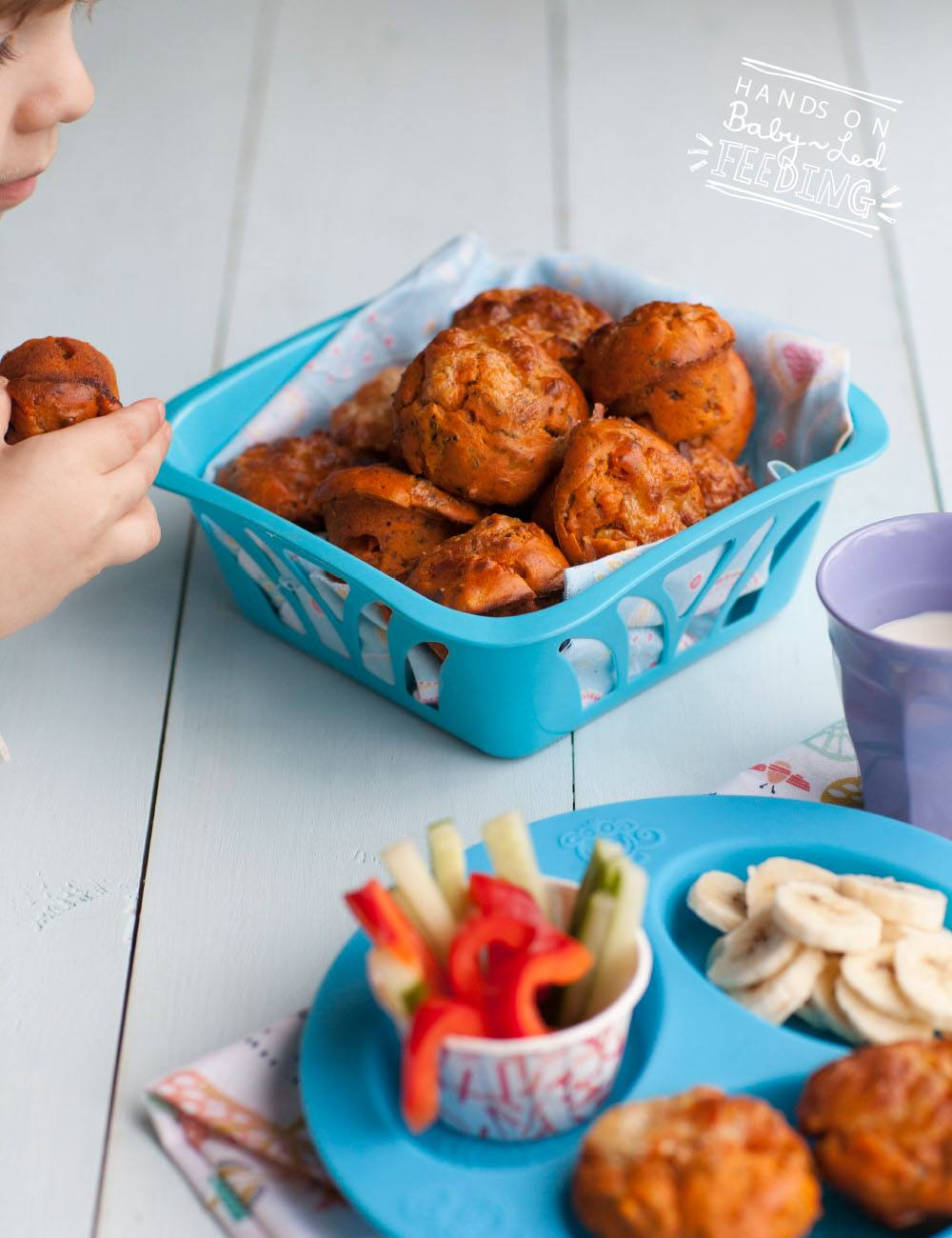 The-Pizza-Muffin-Baby-Led-Feeding-baby-led-weaning-muffins-Oscar