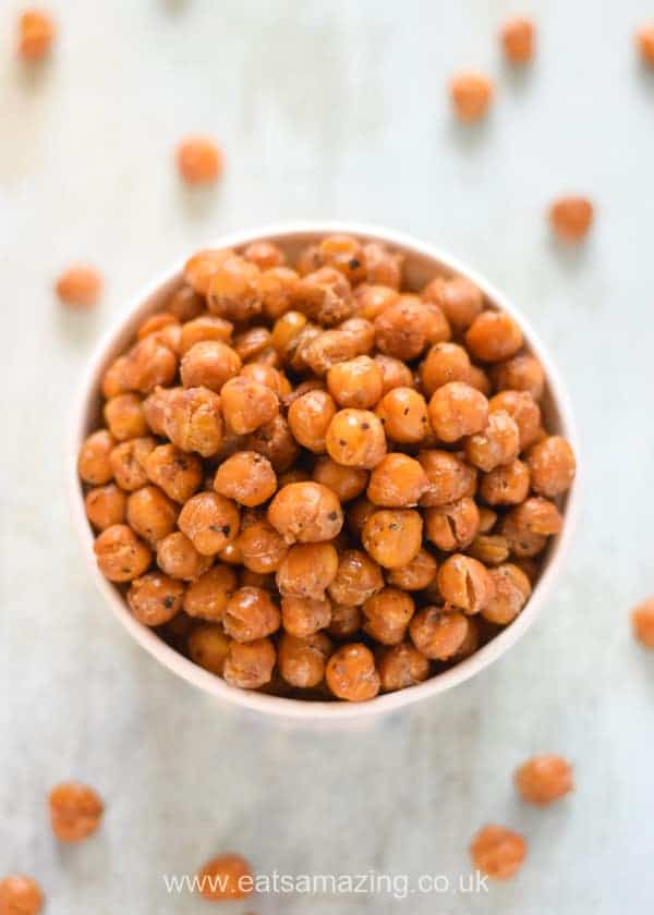 How-to-make-crunchy-chickpeas-this-easy-garlic-and-herb-roasted-chickpeas-recipe-is-great-for-healthy-snacks