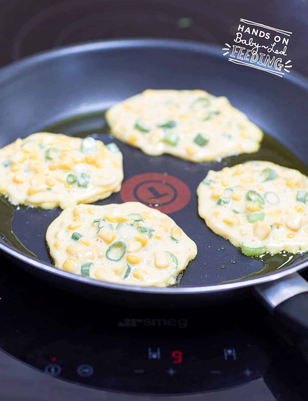 Sweetcorn Fritters with Mango Salsa Recipe Images3