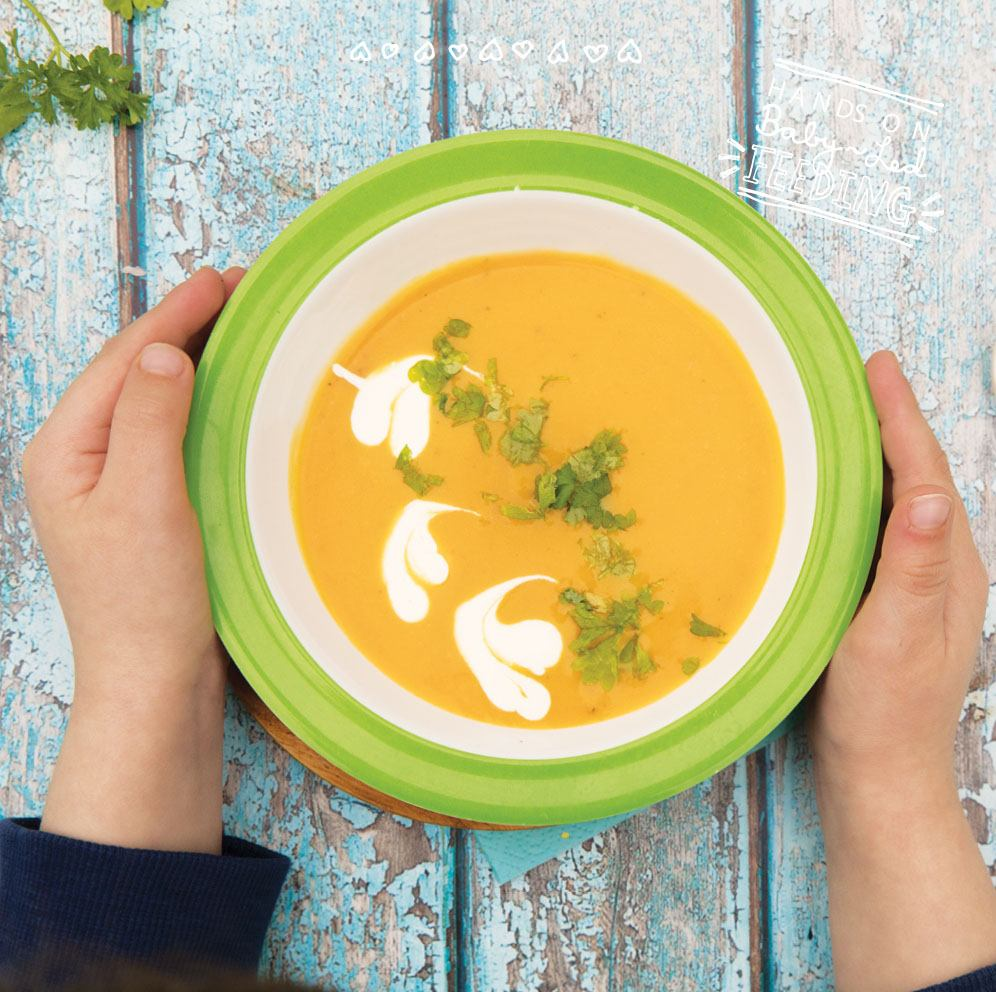 Baby-Led-Feeding-Amazing-Orange-Veggie-Soup-Long-Recipe