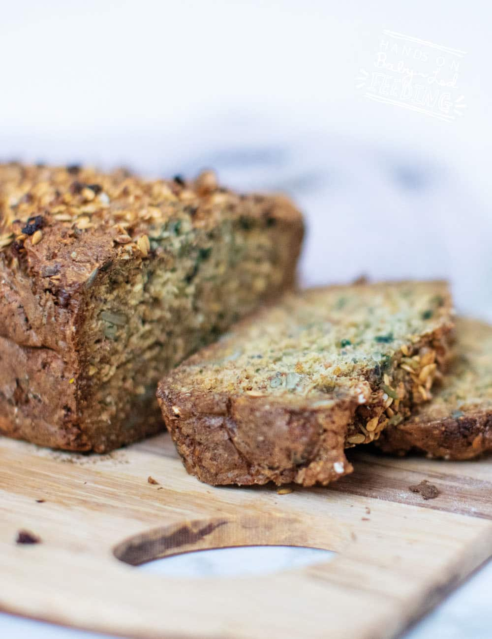 Baby Led Feeding Grannys Brown Bread Recipe Images3