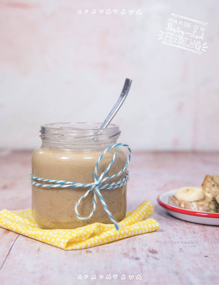 Baby-Led-Feeding-Peanut-Butter-Alternative-Sunflower-Butter-Recipe-Recipe-Images