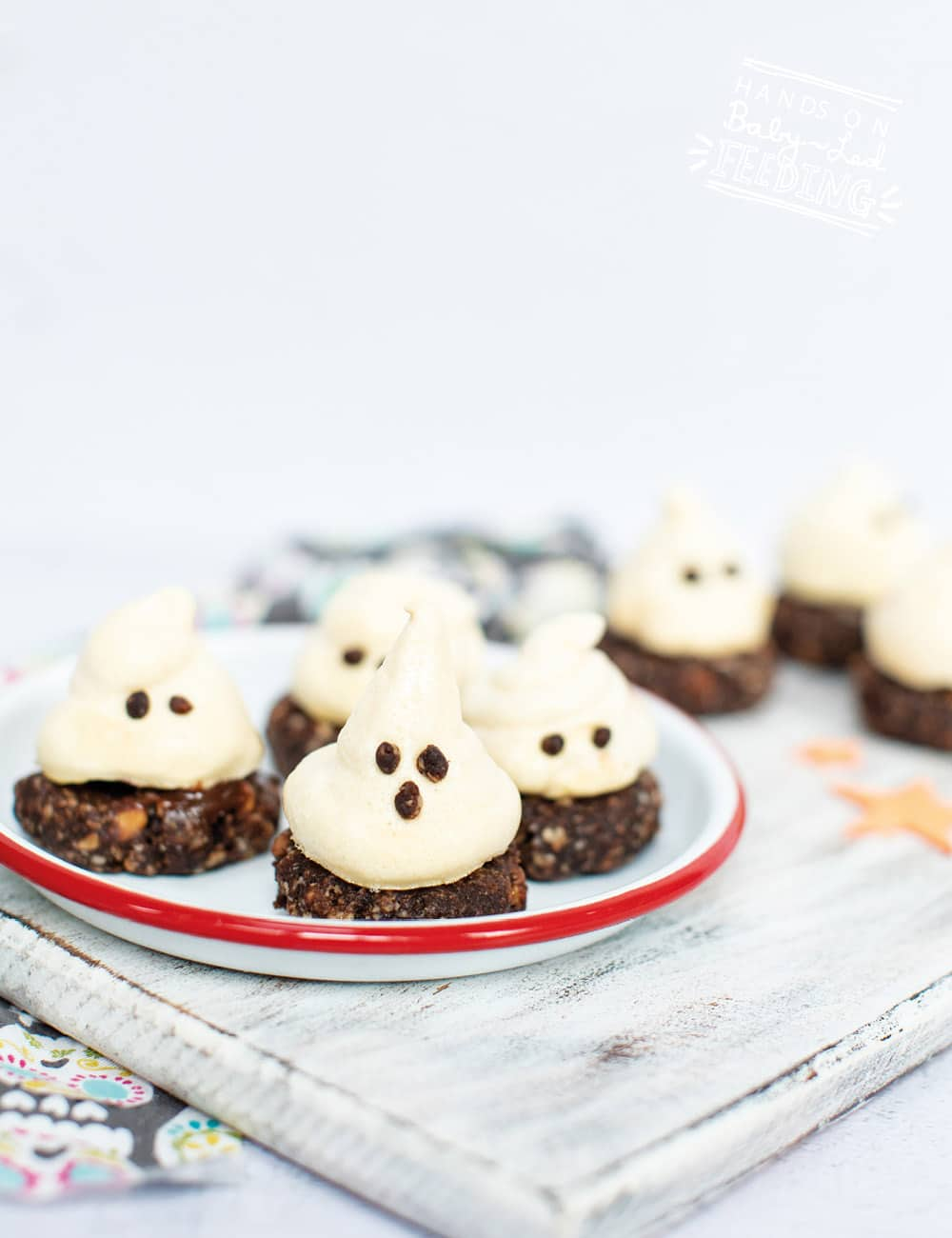 Ghost Cookies Recipes Images